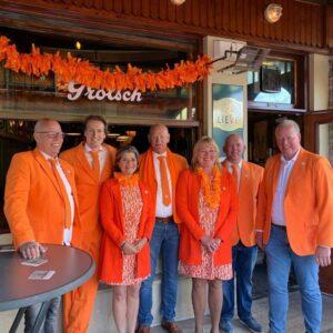 Bestuur Oranjevereniging Noordwijk