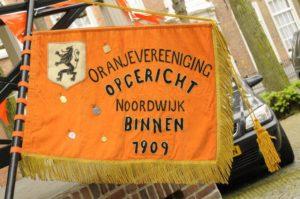 Oranjevereniging Noordwijk Binnen opgericht in 1909